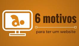 6 motivos para ter um site