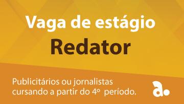 Vaga Redator
