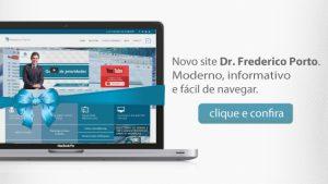 Website Dr. Frederico Porto