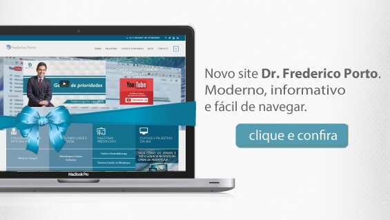 Website Dr. Frederico Porto