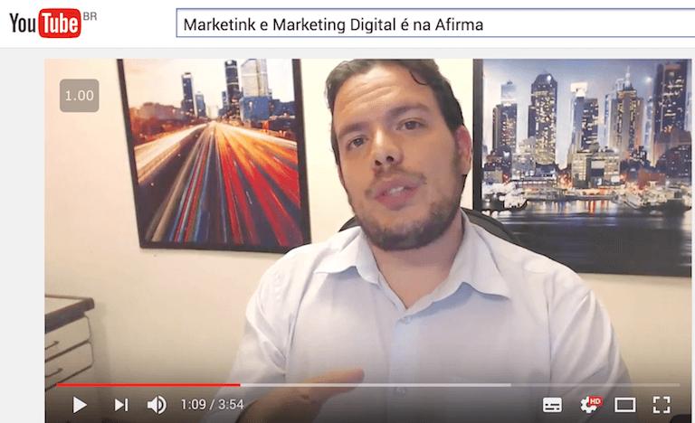 Como montar vídeos marketing para o site da sua empresa ou rede social.